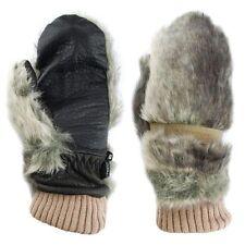 Gants et moufles mitaines polyester pour femme
