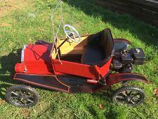 New listing Crue Cut 1960's Model T Shriners Kart