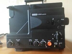 Eumig s934 super 8mm sound projector