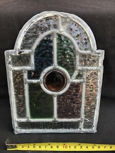 stained glass panel Small