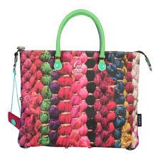 GABS Damen Handtasche Transformer G3 STUDIO Gr.M Italien Carpet (mehrfarbig)