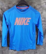 Boy's Long Sleeve Dri-Fit Nike Shirt