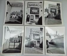 Hammond & Sons - Coachbuilders of Hove - 1953 Wallet of Photos & Negatives