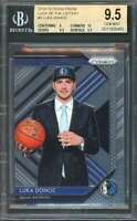 Luka Doncic Rc 2018-19 Panini Prizm Luck Of Lottery #3 BGS 9.5 (9 10 9.5 9.5)