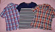 WOW~3pc Lot~Women's Sz.S Erika~Breckenridge~Croft & Barrow button s.s Shirts