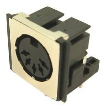 Cliff Electronic Components - FM6725 - Screened Din Socket, 5pos, Pcb