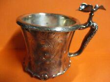 """Vintage Ornate Shaving Mug """"RARE"""""""