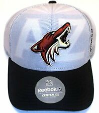 1 Dozen (12Pcs) Arizona Coyotes Mesh Adjustable Snap Back Hat by Reebok