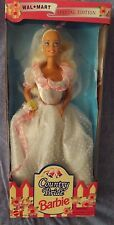 Vintage 1994 Mattel Walmart Special Edition Country Bride Barbie Doll-New in Box
