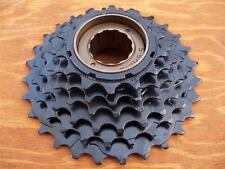 New Black Bicycle Road Mountain Bike 6 Speed Freewheel Gears Sprockets
