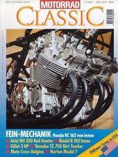 MC9404 + HONDA RC 162 Motor + NORTON Model 7 + MOTORRAD CLASSIC 4 1994