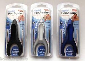 PENAGAIN BALLPOINT PEN - great for RSI, arthritis & carpal tunnel sufferers!