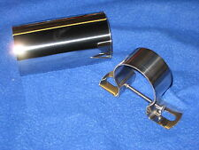 MG MGB MIDGET ROADSTER OR GT STAINLESS STEEL COIL COVER AND BRACKET ***EB155