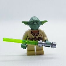 Lego Yoda 7103 7260 4502 X-wing Fighter (Dagobah) Star Wars Minifigure