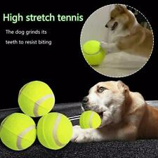 Small Big Giant Pet Dog Puppy Tennis Ball Thrower Chucker Launcher Play Toy