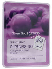 Tony Moly Pureness 100 Mask Sheet (5sheets) Collagen