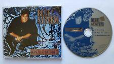 ⭐ Anything⭐Blue System ⭐ 3 Track CD 1997⭐Dieter Bohlen Autogramm⭐Modern Talking⭐