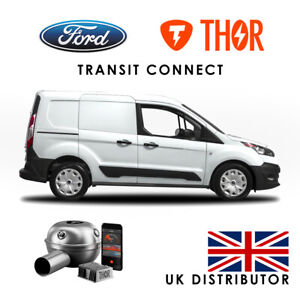 Ford Transit Connect THOR Electronic Exhaust, 1 Loudspeaker UK