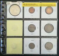 Portugal Coins Set (1968)