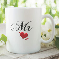 Mr Mug Wedding Gift Groom Stag Anniversary Valentines Coffee Tea Cup WSDMUG871