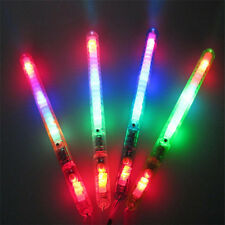 Bâton lumineux LED colorés Concert fête amusant plaisir atmosphère anniversaire