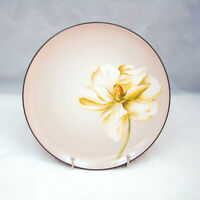 "Noritake COLORWAVE CHOCOLATE 8046Y ""Magnolia"" Accent Salad Plate(s)"