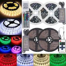 1-20m LED Stripe RGB Leiste Streifen 5050 5630 Band Wasserdicht Lichterkette 12V