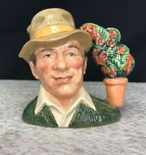 ROYAL DOULTON 'The Gardener' Character Jug by Stanley J. Taylor