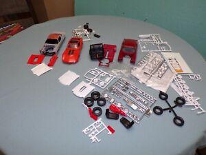 1/24 Model Car Junk Yard Lot