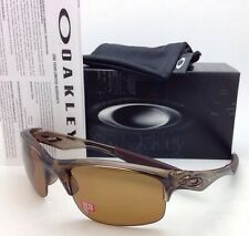 f835c58f47 Polarized OAKLEY Sunglasses BOTTLE ROCKET OO9164-05 Brown Smoke w  bronze  lenses