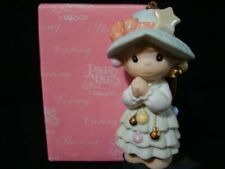 Precious Moments-You Decorate My Life Ornament - Limited Edition