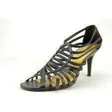 Leather Medium (B, M) Formal Sandals & Flip Flops for Women
