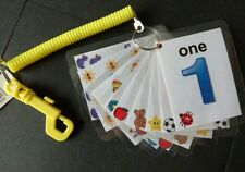 Children's 1-10 Number Flash Cards New