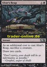 4x Altar's Reap (Ernte des Altars) Magic 2014 M14 Magic
