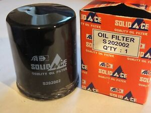 New Solid Ace Oil filter Mercedes SLK 200 280 E230 Ssangyong D202002 F13