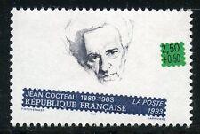 STAMP / TIMBRE FRANCE NEUF N° 2801 ** CELEBRITE / JEAN COCTEAU
