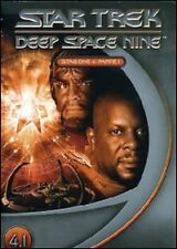 STAR TREK 4.1 DEEP SPACE NINE  3 DVD  COFANETTO