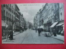 NANCY  :  La Rue des Dominicains........VO.1916.