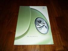 VW New Beetle Prospekt 04/1999