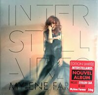 CD ALBUM DIGISLEEVE EDITION LIMITEE MYLENE FARMER INTERSTELLAIRES NEUF / BLISTER