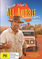 Russell Coight's All Aussie Adventure - Series 3 DVD : NEW