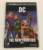 DC Comics Graphic Novel Collection The New Frontier Part 2 Hardcover Superman