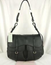 Radley Grosvenor Large Black Leather Multiway Shoulder Cross Across Body Bag