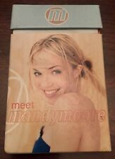 VINTAGE PROMO MANDY MOORE CASSETTE 1999 A Walk To Remember Throwback W/ Poster!