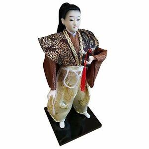 "12"" Japanese Samurai Doll THY2005-12"