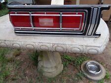 NOS 1974 FORD TORINO LH TAIL LIGHT ASSY  TAIL LAMP ASSY D4OB-135004-CD