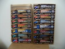 """15 Nhl Fleer Collectibles 2002 Semi Truck 1/80 Scale Diecast all 15 9 3/4""""Long"""