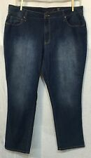 SUPER NICE JEANS by FADED GLORY size 22W