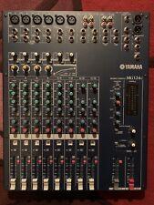 More details for yamaha mixer mg124c mixer mixing desk