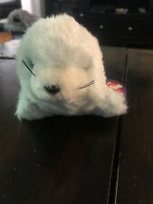 """Adorable Retired 6"""" Swibco Puffins SLICK Plush Blue SEAL (*20)"""